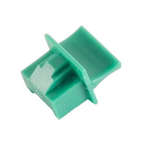 MANAX® stofbescherming voor RJ45-bus 50 Stück grün