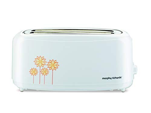 Morphy Richards at 402 1450W Pop-Up Toaster, White