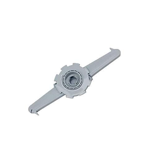 JJDD Braccio di ricambio per lavapiatti superiore con braccio di spruzzo compatibile per Frigidaire & Kenmore AP3965251, PS1524878, AP6036336, PS11770483-grigio