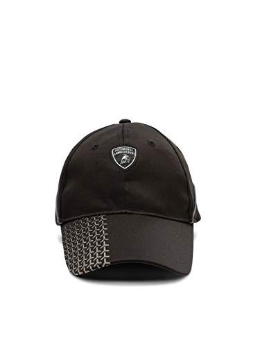 Lamborghini Y-Form detaillierte Kappe schwarz