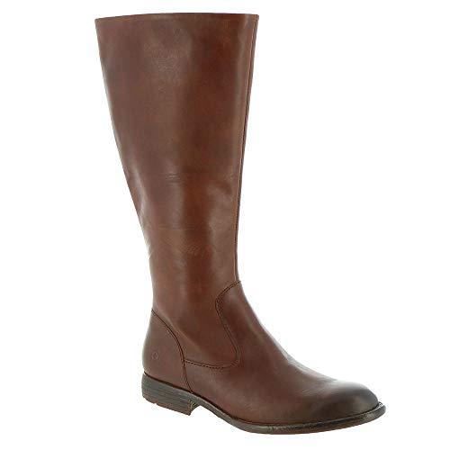 BORN North Brown Full Grain Leather 8.5 M (B)