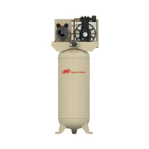 SS3L3 3hp 60 gal Single-Stage Compressor (230/1)