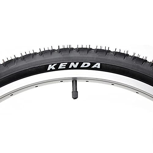 LDFANG Neumático 24/26 × 1,95, 26 × 2,1 para Bicicleta De Carretera, Montaña, Barro, Suciedad, Bicicleta Todo Terreno