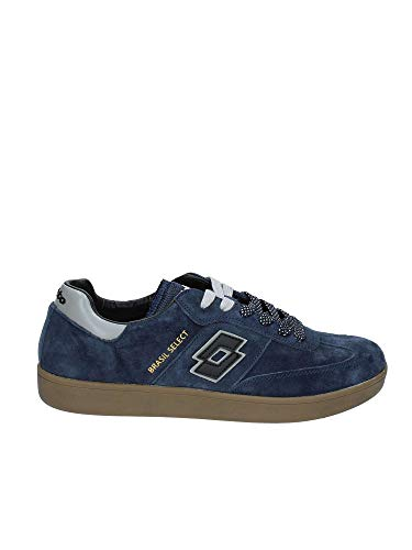 Lotto Sneakers Brasil Select SD Blu T7366 (42 - Blu)