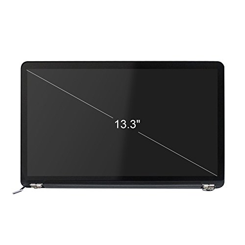 LCDOLED Neu 13.3 zoll LCD Screen Display Panel komplett Bildschirm Assembly für Apple MacBook Pro Retina 13 A1502 Late 2013