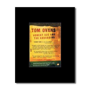 Preisvergleich Produktbild TOM OVANS - Honest Abe and the Assassins Matted Mini Poster - 13.5x10cm
