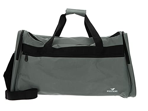 MUSTANG Turin Sports Bag Antracite