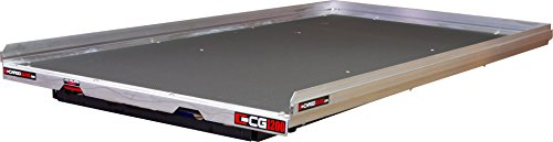 """CargoGlide CG1200-7548 - 1200 lb. Capacity 70% Extension Truck, Van and SUV Slide Out Tray - 75"""" Long & 49.25"""" Wide"""