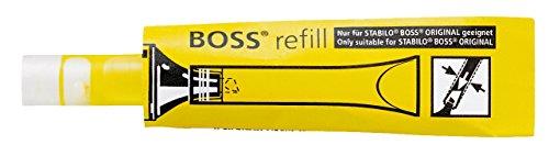 STABILO 070/24 Nachfll-Station für Textmarker Boss Original, gelb