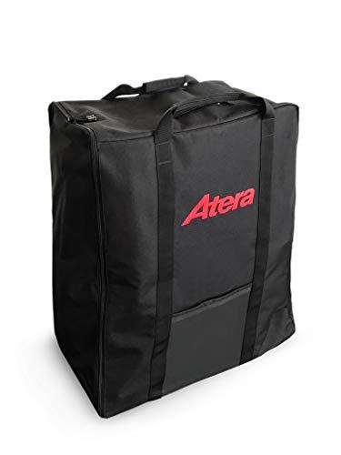 ATERA 022783 Bolsa de Transporte para Bicicleta eléctrica (Resistente, para portabicicletas Genio...