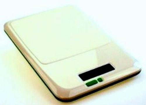 1a TUPPER Digitale Waage - Küchenwaage --- grün weiß
