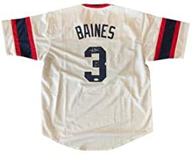 Harold Baines Autographed