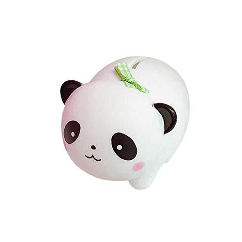 Yoyakie Rectángulo De Dinero del Banco De La Panda Linda De Almacenamiento Caja De Moneda Niños Caja Fuerte del Banco De Habitaciones Regalo Creativo Decoración