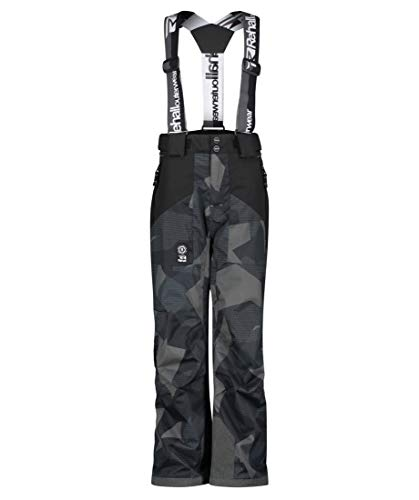 Rehall Jungen Snowboardhose Dragg-R-Jr schwarz (200) 176