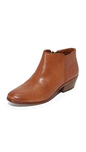 Sam Edelman Women's Petty Ankle Bootie, Saddle Leather, 5 M US