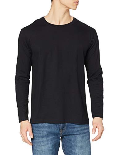 Stedman Apparel Comfort-T Long Sleeve/ST2130 T-Shirt, Opale Noire, XL Homme