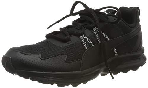 PUMA Escalate, Zapatillas para Correr de Carretera Unisex Adulto, Negro Black White, 44 EU