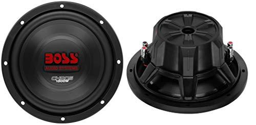 boss 10 inch car subwoofers 2 Boss CH10DVC 10