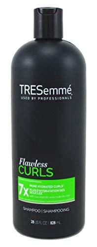 Tresemme Shampooing 825 ml Flawless boucles avec la vitamine B1 (pack de 3)