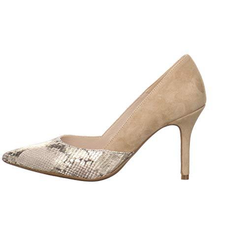 Salamander - Zapatos de tacón para Mujer, Color Beige, Talla 39 EU