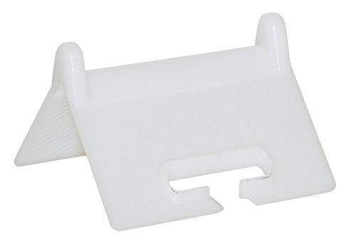 Kerbl 37192 Kantenschutz für 50 mm, Schlitz verstärkte Ausführung 14 x 9,5 cm