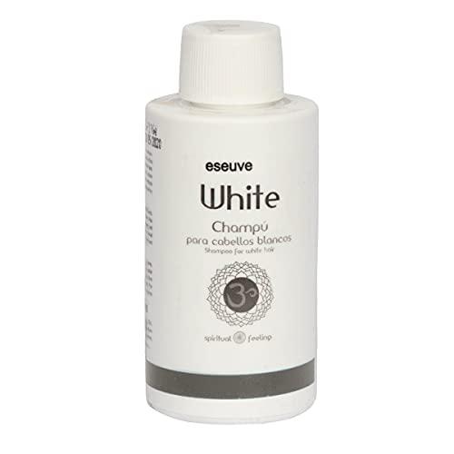 Champú cabellos blancos white eseuve 100ml