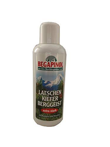 BEGAPINOL Latschenkiefer Berggeist extra Stark 250 Milliliter