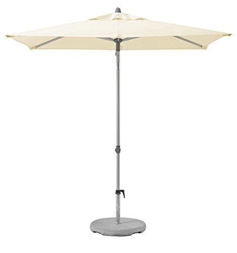 Suncomfort by Glatz Push up, ecru, 250x200 cm rechteckig, Gestell Aluminium, Bespannung Polyester, 5.3 kg