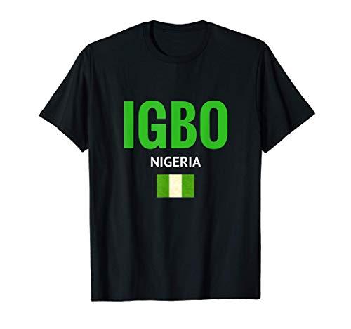 Igbo Nigeria - Ancestry Initiation T-Shirt