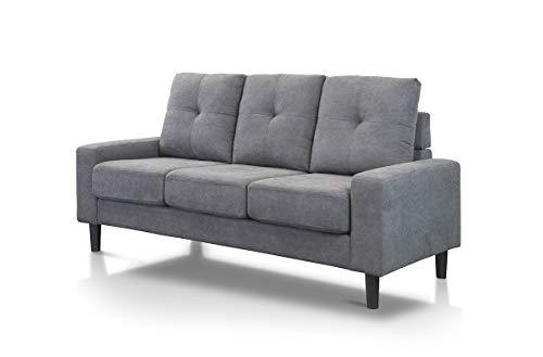 Home Heavenly®- Sofá Brooklyn, sofá de salón de Tres o D