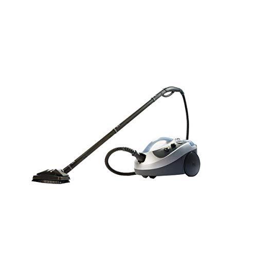 DOMO LRE910 Dampfreiniger mit unbegrenzter Akkulaufzeit