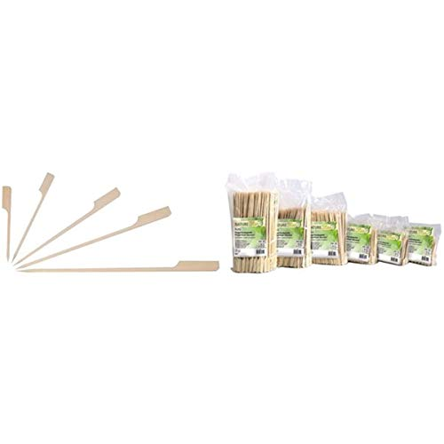 Bambus Fingerfood Spieße Golf 12 cm