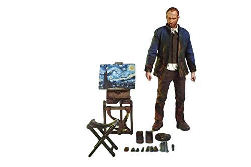 「AC」 EsansToy x Zenpunk 1/6 男性 画家 Willem van Gogh フィンセント ファン ゴッホ 素体 ヘッド 服 アクセサリー アクション フィギュア フルセット A通常版