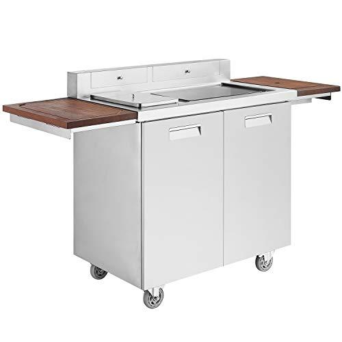GREADEN - Giapponese BBQ Grill Teppanyaki Authentic - Barbecue elettrico Pro Acciaio inossidabile