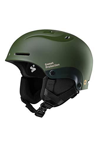 Sweet Protection Blaster II MIPS Casque de Ski/Snowboard Unisexe pour Adulte Motif Olive Drab LXL
