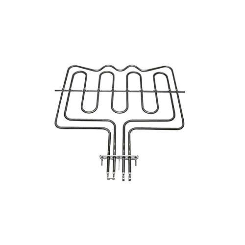 AEG Electrolux 899661926502 8996619265029 ORIGINAL Oberhitze Grill Heizung Heizelement Grillheizelement Rohrheizkörper oben 1000W 1900W Backofen Ofen Herd auch Juno Zanussi Zanker