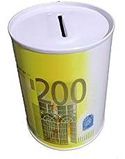 Harmony HAR-818 COIN BOX DESIGN 200 EURO SIZE: 7.5 * 10.5