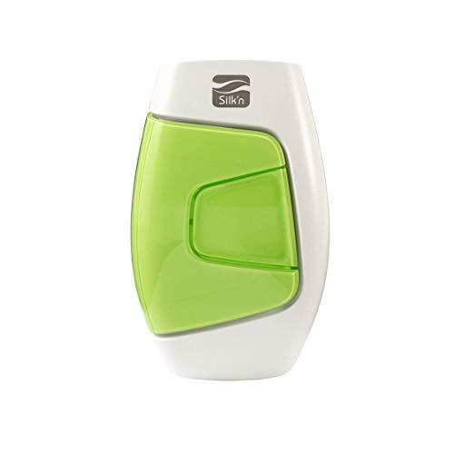 Silk'n Flash&Go Compact Hair Removal Device, Green