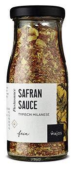 Safran Sauce 75g - Pastasauce typisch milanese I Wajos Gourmet
