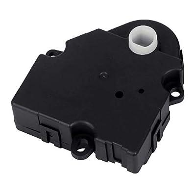 HVAC Blend Control Actuator - Replaces# 604-106, 89018365, 52402588 - Fits for 1994-2012 Chevrolet, Chevy, GMC - Silverado 1500 & 2500, Tahoe, Sierra - Air Door Actuator - Heater Blend Door