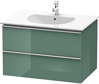 Duravit DN647105118 - DN Vanity unit 545x800 Pine Terra & White Matt