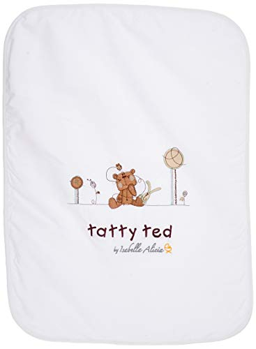 Isabella Alicia Tatty Teddys Couverture pour couffin 0,2 kg