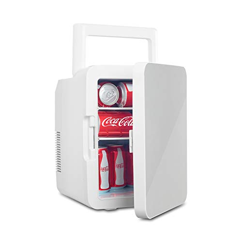eklipt 10L Mini Fridge Compact Mini Refrigerator Cooler and Warmer Single...