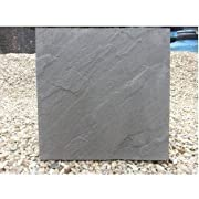 Stone Concrete Paving Patio Slabs 450 x 450. (DELIVERY EXCEPTIONS)