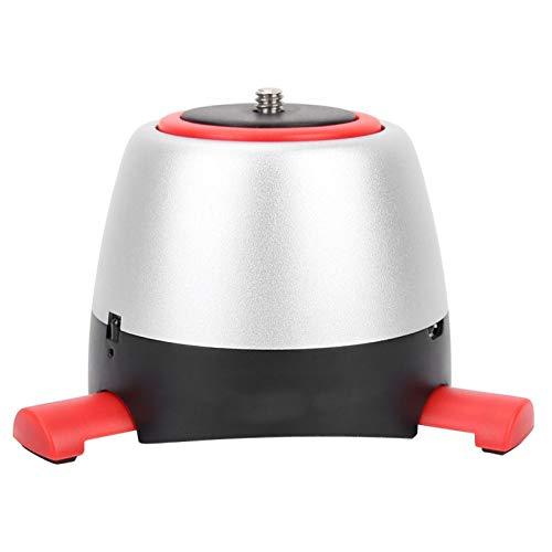 DAUERHAFT Cabeza de Bola eléctrica 300mAh Batería Diseño Recargable por USB, Adecuado...