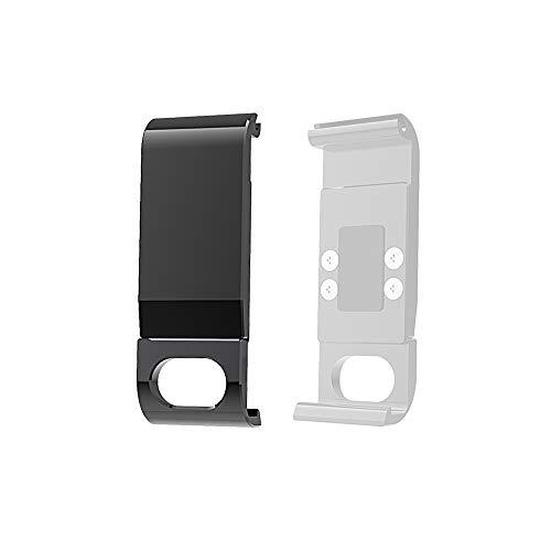 Forevercam Ersatz-Seitentür, kompatibel mit GoPro Hero 9, schwarze Aluminiumlegierung, USB-C HDMI-Gehäuse, Seitenabdeckung