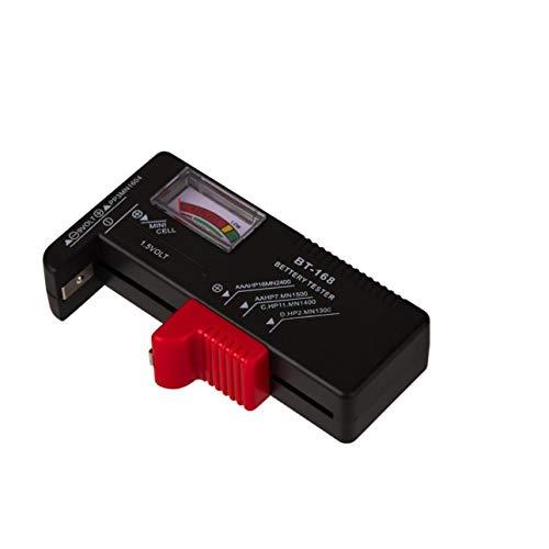 Ballylelly Bt-168D Digital Battery Capacity Diagnostic Tool Batterietester LCD-Anzeige Überprüfung AAA Aa Knopfzellen-Universal-Tester