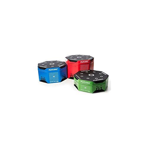 ESCAPE Plyosoft Box 3-delige set (300 mm, 450 mm en 600 mm)