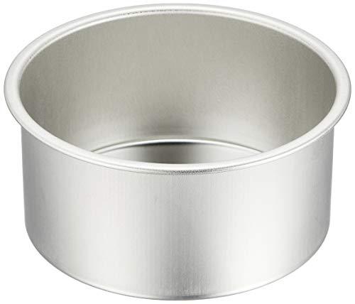 遠藤商事 デコ缶 業務用 共底型 12cm ブリキ板 日本製 WDK04012