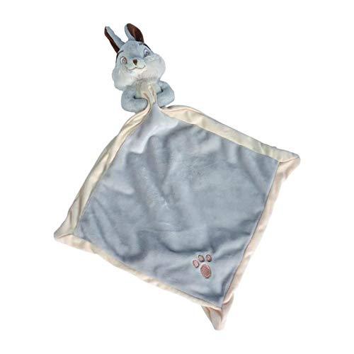 Disney Doudou Panpan Thumper Lapin Lange Mouchoir Gris Ami de Bambi